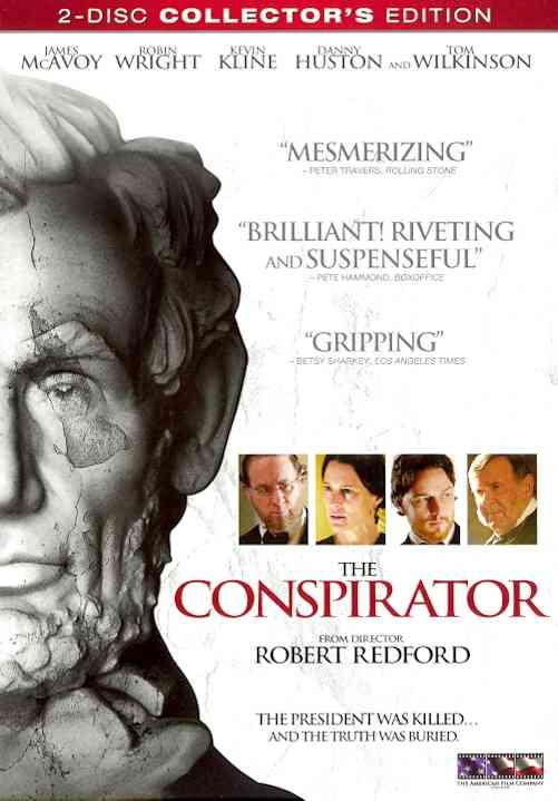CONSPIRATOR BY MCAVOY,JAMES (DVD)